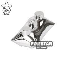 Product shot BrickTW - Sandbag - Chrome Silver