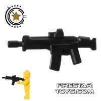 Product shot BrickWarriors - Adaptive Warrior - Black