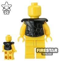 Product shot BrickWarriors - Archer Armour - Black