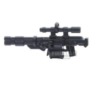 Product shot BrickWarriors - Auto Sniper - Black