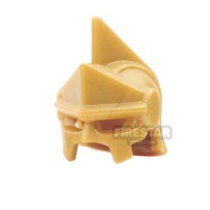 Product shot BrickWarriors - Celestial Crown - Pearl Gold