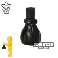 Product shot BrickWarriors - Coin Purse - Black