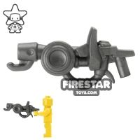 Product shot BrickWarriors - Fire Breather - Steel