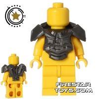 Product shot BrickWarriors - Galaxy Enforcer Armour - Steel