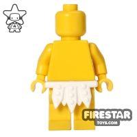 Product shot BrickWarriors - Gladiator Skirt - White