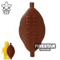 Product shot BrickWarriors - Hide Shield - Brown