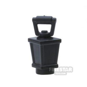 Product shot BrickWarriors - Lantern - Black
