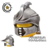 Product shot BrickWarriors - Ranger Helmet - Hand Painted Metal Effect