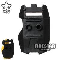 Product shot BrickWarriors - Riot Shield - Black