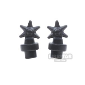 Product shot BrickWarriors - Spurs - Black