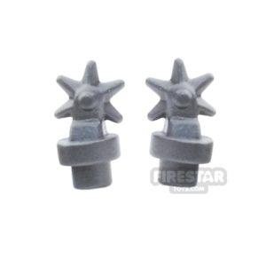Product shot BrickWarriors - Spurs - Steel