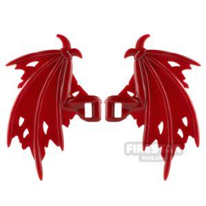 Product shot BrickWarriors Tattered Wings