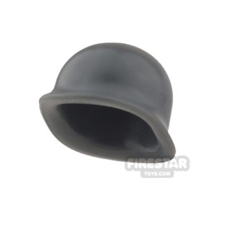 Product shot BrickWarriors - US M1 Helmet - Dark Gray