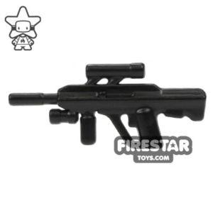 Product shot Brickarms - ABR Battle Rifle - Black