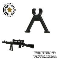 Product shot Brickarms - Bipod Gun Stand - Black