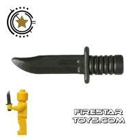 Product shot Brickarms - Combat Knife - Gunmetal