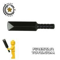 Product shot Brickarms - Cricket Bat - Black