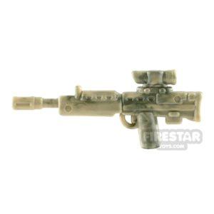 Product shot Brickarms L85A1 Assault Rifle Camo