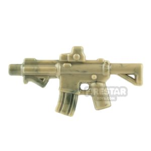Product shot Brickarms M4-SBR Camo