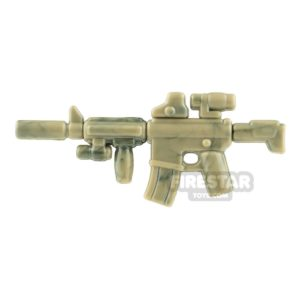 Product shot Brickarms M4-TAC Camo