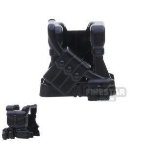 Product shot Brickarms - WW2 US Ranger - Black