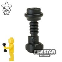 Product shot Brickforge Lightsaber - Space Knight Hilt - Black