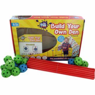 Product shot Build Your Own Den - 75 Piece Kit