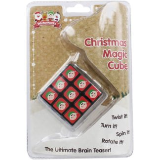 Product shot Christmas Magic Cube