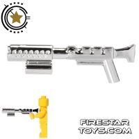 Product shot Clone Army Customs - BT X-42 Flamethrower - Chrome Silver