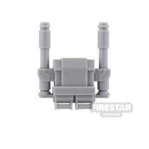 Product shot Clone Army Customs - Commando Heavy Pack - Light Gray