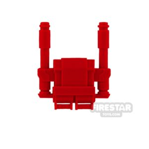 Product shot Clone Army Customs - Commando Heavy Pack - Red