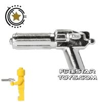 Product shot Clone Army Customs - DC-17s Star Corps Pistol - Chrome Silver
