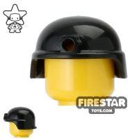 Product shot CombatBrick - Advanced Combat Helmet - Black