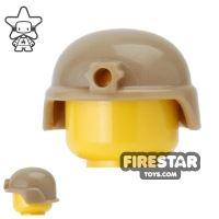 Product shot CombatBrick - Advanced Combat Helmet - Dark Tan