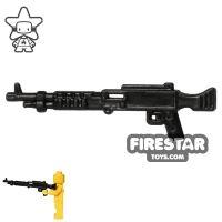 Product shot CombatBrick - M240 Machine Gun - Black