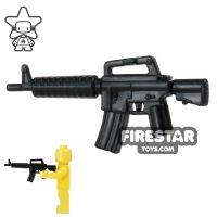 Product shot CombatBrick - Special Forces Assault Carbine CB-15 - Black