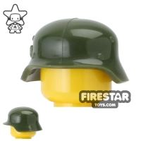 Product shot CombatBrick - Stahlhelm Helmet - Dark Green