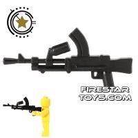 Product shot CombatBrick - WWII British Bren Machine Gun - Black