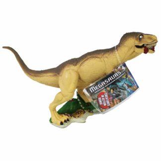Product shot Cream Tyrannosaurus Rex Dinosaur Figurine