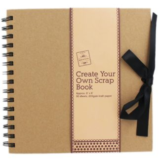 Product shot Create Your Own Scrapbook