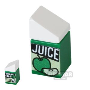 Product shot Custom Design - Apple Juice