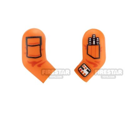 Product shot Custom Design Arms - SW Rebel Pilot - Pair