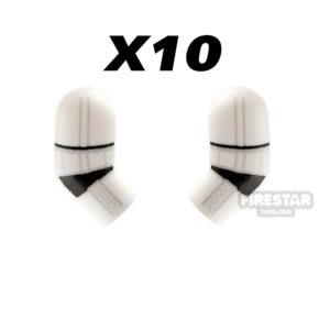 Product shot Custom Design Arms - SW Stormtrooper - Pair x 10