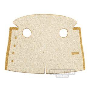 Product shot Custom Design Cape - Bane Jacket - Gold
