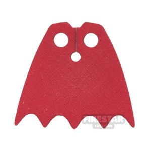 Product shot Custom Design Cape - Batman - Bright Red