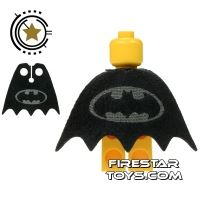 Product shot Custom Design Cape - Batman - Dark Gray