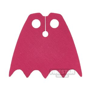 Product shot Custom Design Cape - Batman - Dark Pink