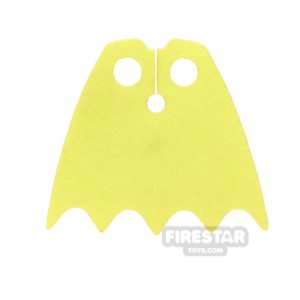 Product shot Custom Design Cape - Batman - Yellow