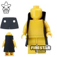 Product shot Custom Design Cape - Short Trenchcoat - Dark Gray
