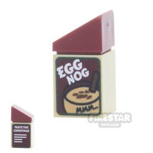 Product shot Custom Design - Egg Nog